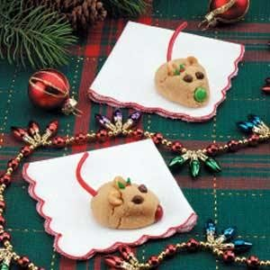 Peanut Butter Christmas Mice Recipe 4 5 5