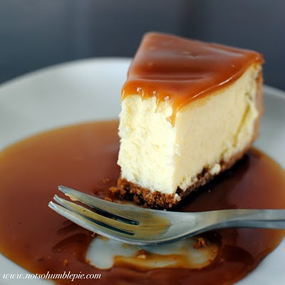 White Chocolate Caramel Cheesecake Recipe 4 3 5