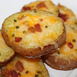 Sliced Baked Potatoes Recipe 4 3 5