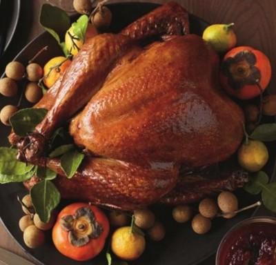 honey sage brined deep fried turkey recipe 3 8 5 honey sage brined deep fried turkey recipe 3 8 5