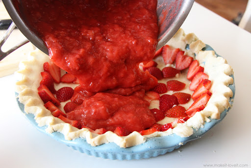 Fresh And Super Simple Strawberry Pie Filling Recipe 4 6 5