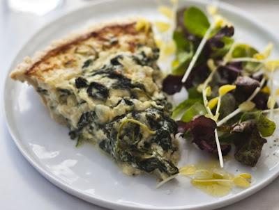White House Spinach Pie Recipe 4 6 5