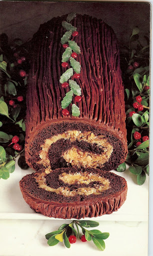 Yule Log Recipe 4 5 5
