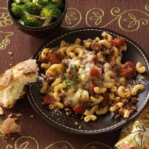 Stovetop Italian Macaroni Recipe - (4.1/5) image