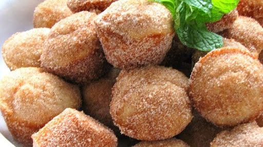 Snickerdoodle Donut Muffins Recipe - (4/5)_image