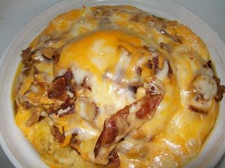 Crock Pot Biscuit Breakfast Casserole Recipe 4 2 5