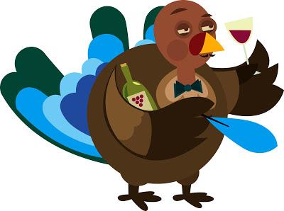 Drunken Turkey Recipe - (4.4/5) image