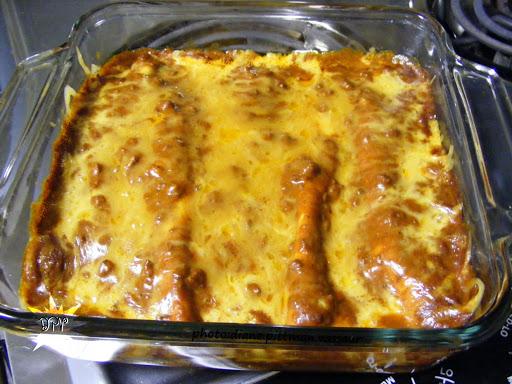 Easy Chili Cheese Enchiladas Recipe 3 9 5