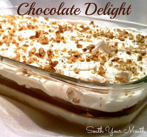 Chocolate Delight Recipe - (3.9/5) image